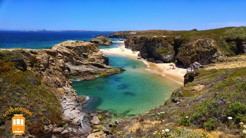 Top 10 of the best Alentejo beaches