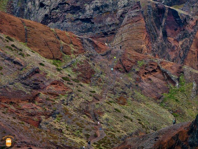 Caminhadas Ponta de Sao Lourenco - Madeira