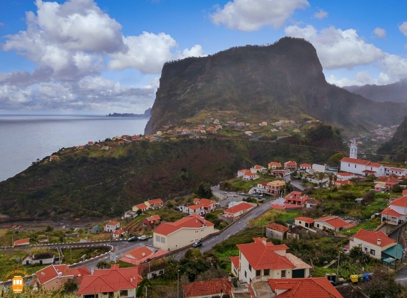 Fortim do Faial Viewpoint - Madeira
