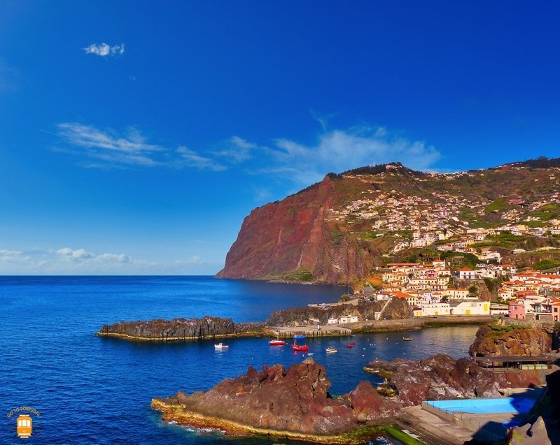 Salao Ideal viewpoint - Madeira