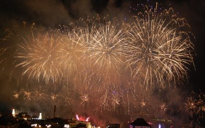 The Best Locations to Welcome the New Year in Portugal