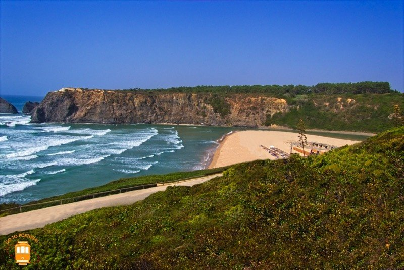 Plage de Odeceixe Algarve beaches
