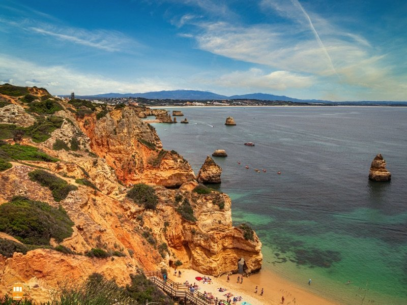 Camilo beach - Algarve