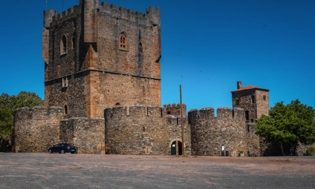 Discover the wonderful city of Bragança, located in Northern Portugal