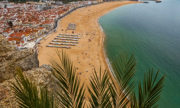 Central Portugal – discover the best Leiria, Coimbra and Aveiro beaches!
