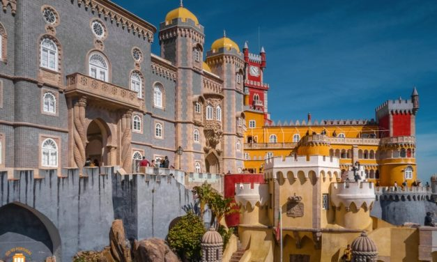 Top 10 of the places to visit in Sintra