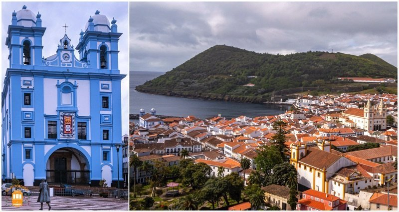 Angra do Heroismo - Ilha Terceira