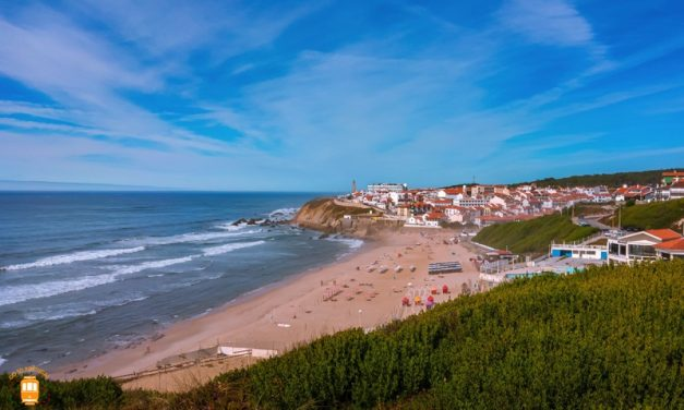 São Pedro de Moel, one of the most beautiful villages in the Portuguese coastline