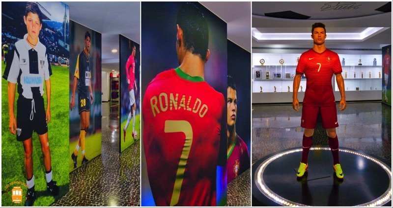 Musee CR7 - Funchal - Madere