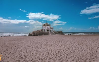Top 10 of the best beaches in Porto and the North of Portugal