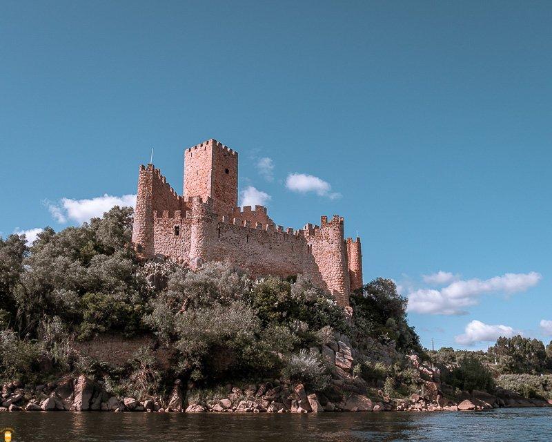 Castelo de Almourol - Portugal