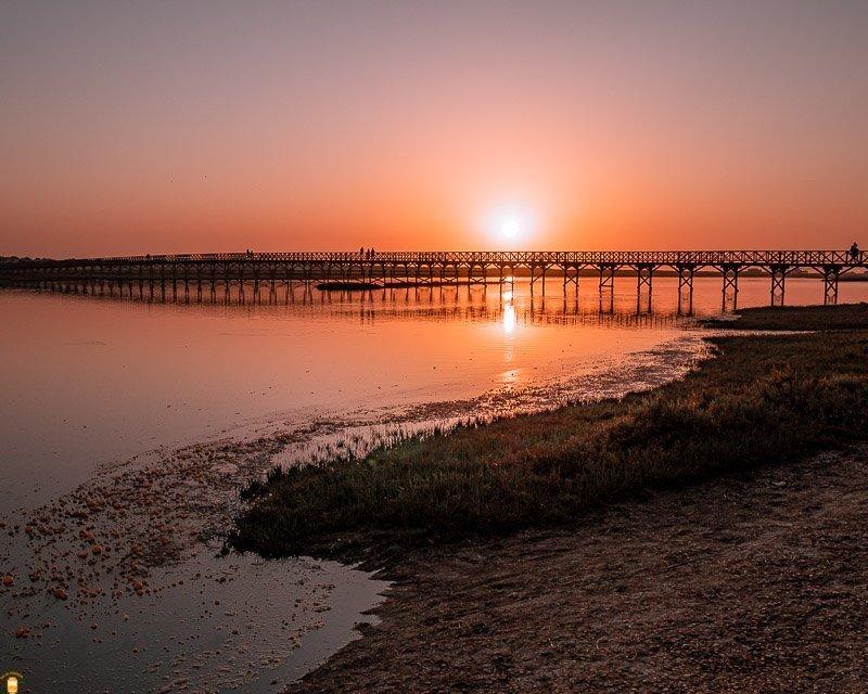 Parque Natural da Ria Formosa - Algarve - Portugal