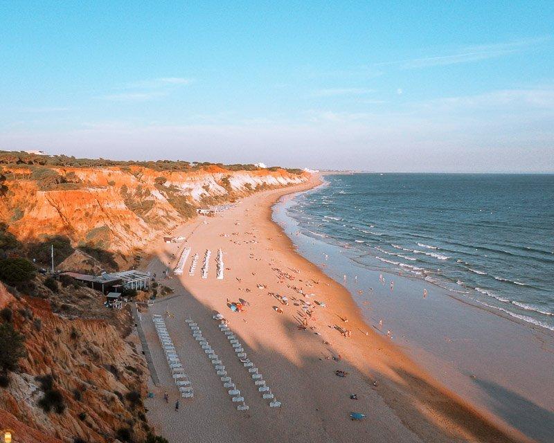 Praia da Falesia - Algarve - Portugal